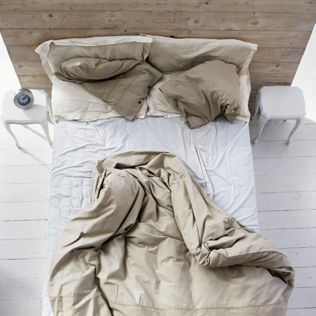 Hacer cama