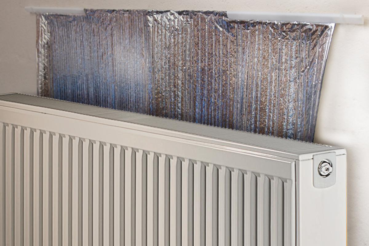 aluminio ahorrar calefacción