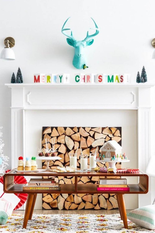Ideas para decorar tu casa en navidad huelva home for Decoracion navidena oficina