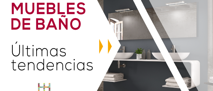 muebles de baño ultimas tendencias