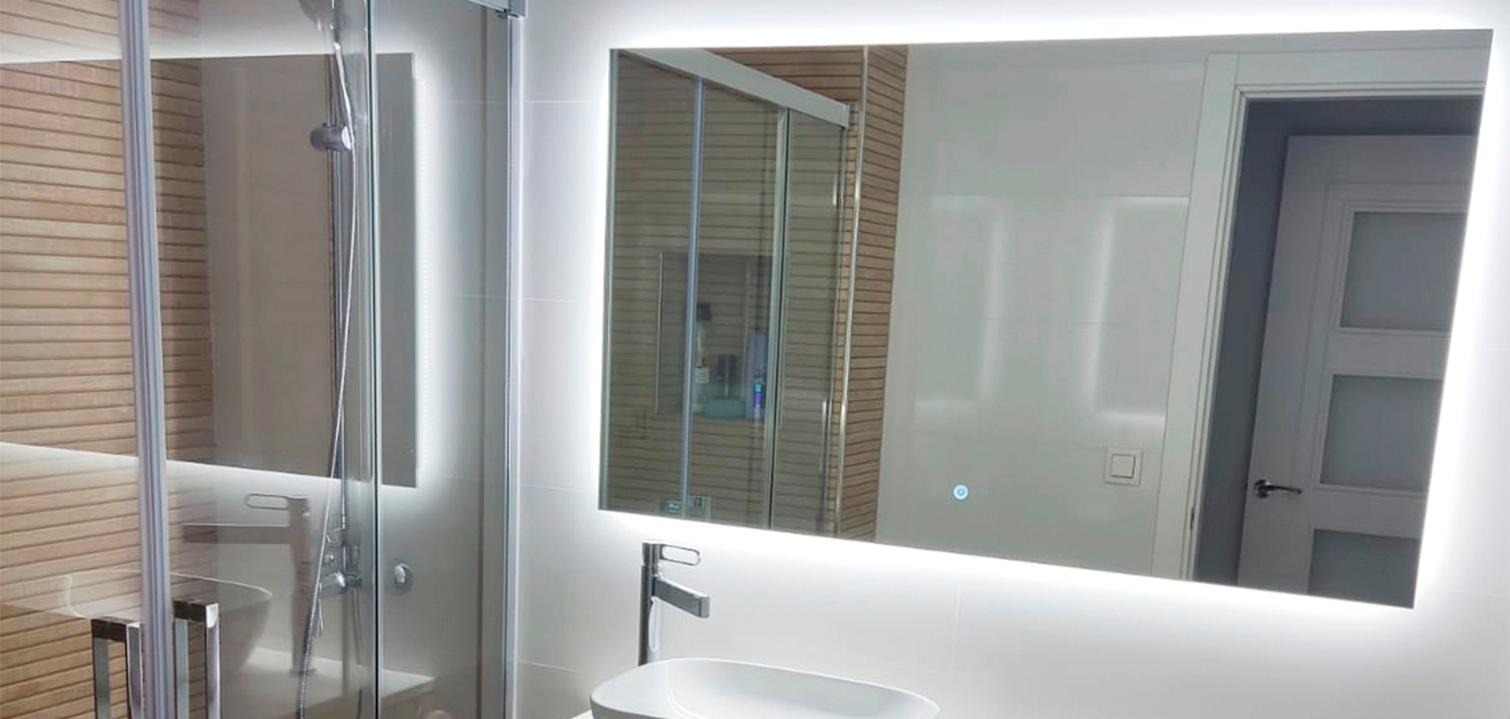 Reforma de baño principal con Huelva Home